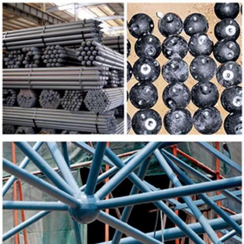 山东威海网架公司-威海网架加工厂-威海螺栓球网架公司