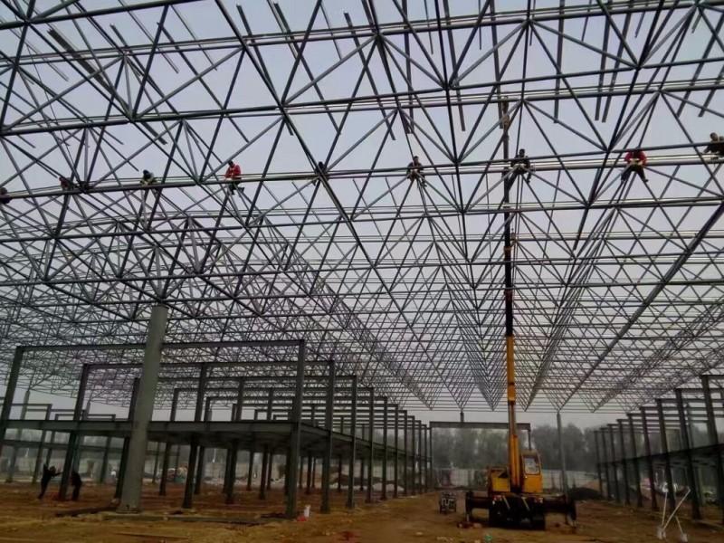 甘肃兰州网架公司-兰州网架加工厂-兰州螺栓球网架公司