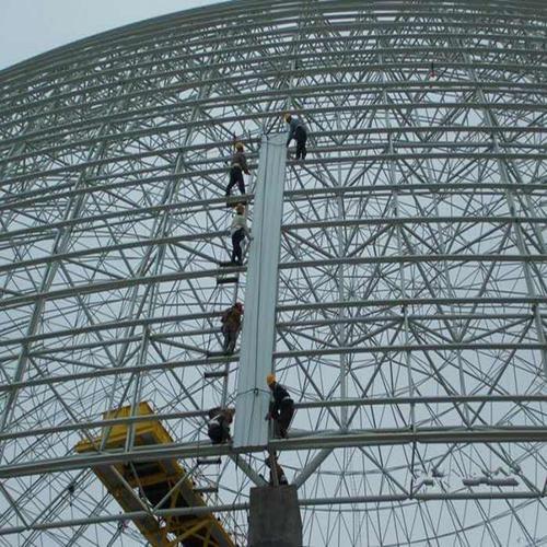 鄂尔多斯网架公司-鄂尔多斯网架加工厂-鄂尔多斯螺栓球网架公司