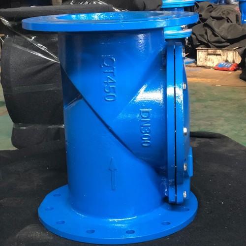 厂家直销 橡胶瓣止回阀 H44X橡胶瓣止回阀
