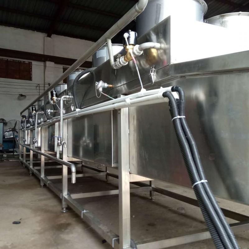 HG-9米烘干机 网带式烘干机 果蔬烘干机