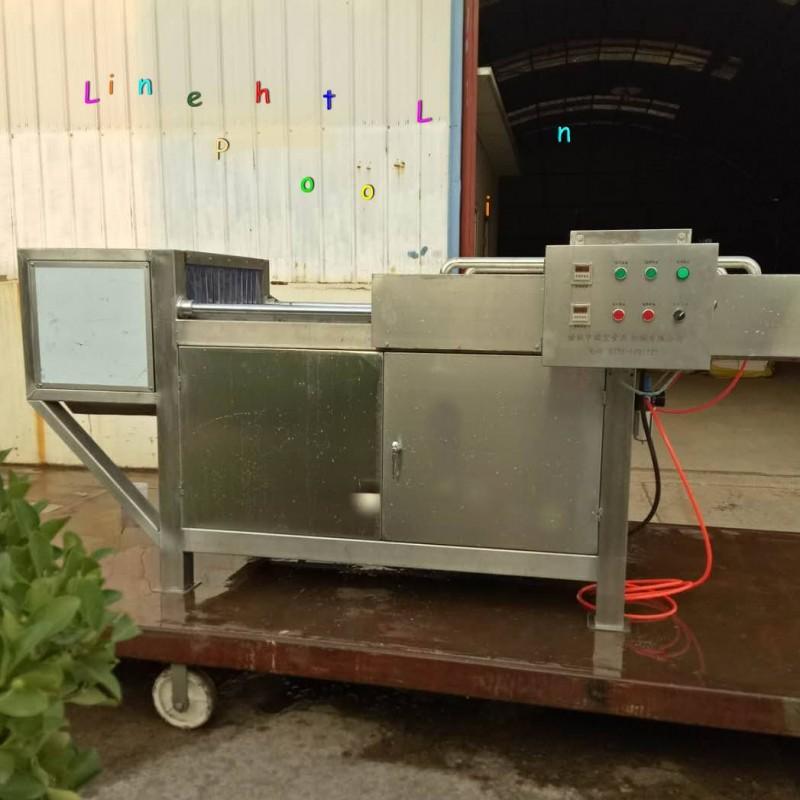 冷冻油脂切片机 微冻猪肉切片机 低温冻肉切片机
