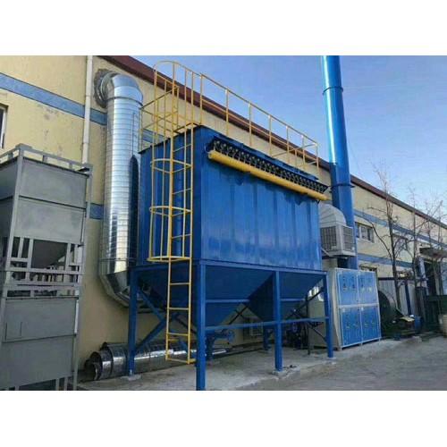黑龙江哈尔滨生物质锅炉除尘器「华晨环保」锅炉布袋除尘器供应