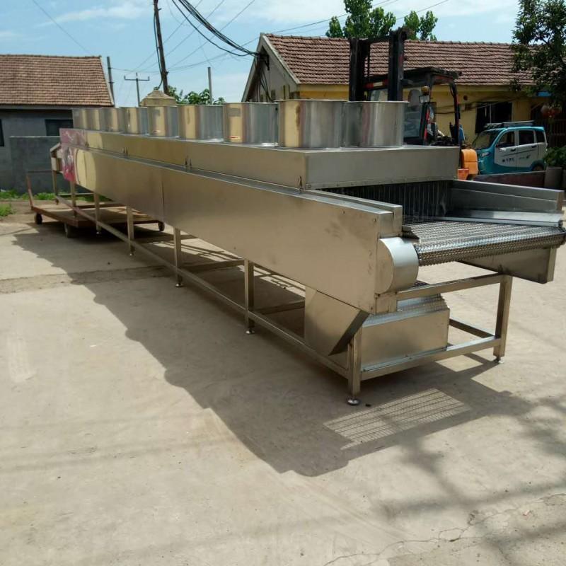 定制加工烘干机 9米烘干机 果蔬烘干机