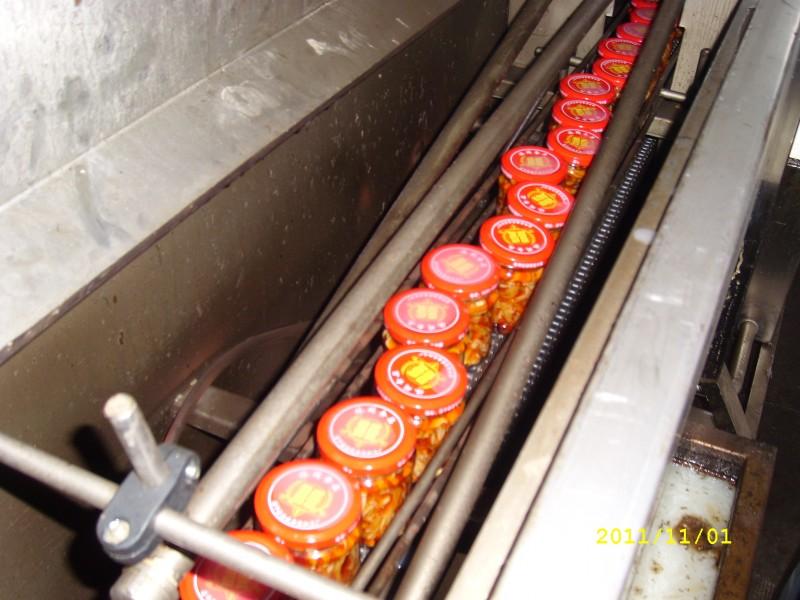 7米玻璃瓶清洗机 对夹式洗瓶机 洗瓶烘干一体机