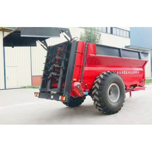 农业撒肥机械 牛羊粪农田撒肥车