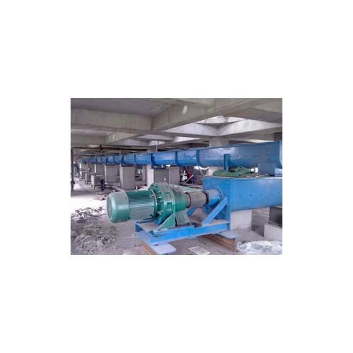 河南开封无轴螺旋输送机生产厂家 正域 规格尺寸用料优