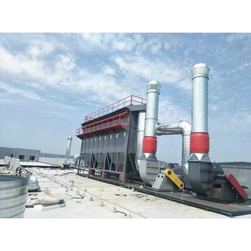河南开封MC脉冲布袋除尘器供应|正威|风机电控配套全