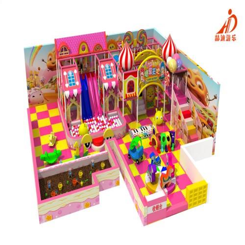 淘气堡儿童乐园 室内主题乐园 儿童室内外游乐设备