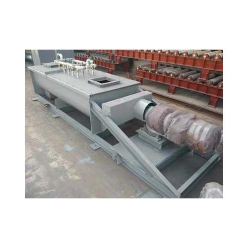 河南开封双轴粉尘加湿机工作原理|九宸环保|厂家直供质量好