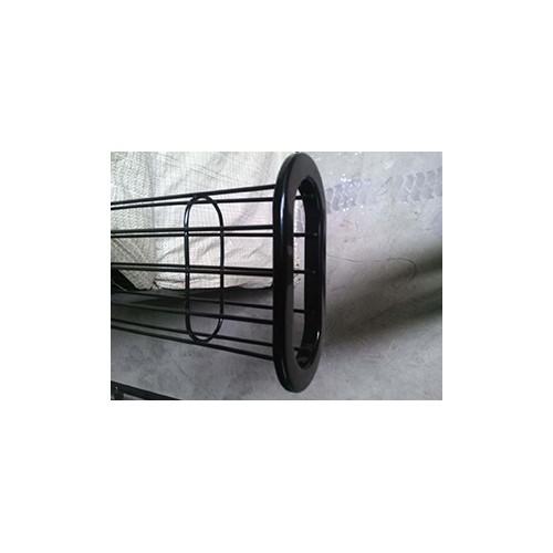 湖北武汉工业除尘骨架袋笼国家标准|九宸环保|尺寸精准品质优
