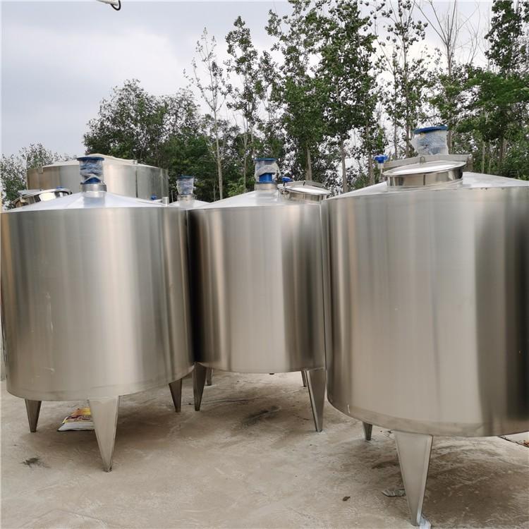 304电加热液体8吨搅拌罐