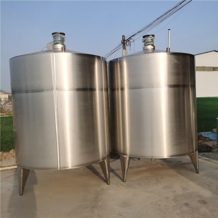 8吨立式拌料不锈钢搅拌罐