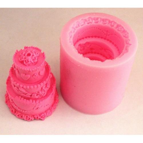 慕斯蛋糕模具硅胶  翻模模具硅胶
