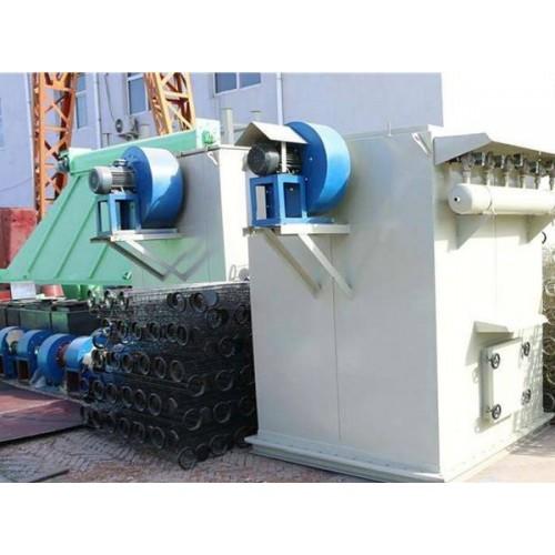湖南长沙MC脉冲布袋除尘器制造商|九宸|专业生产30年