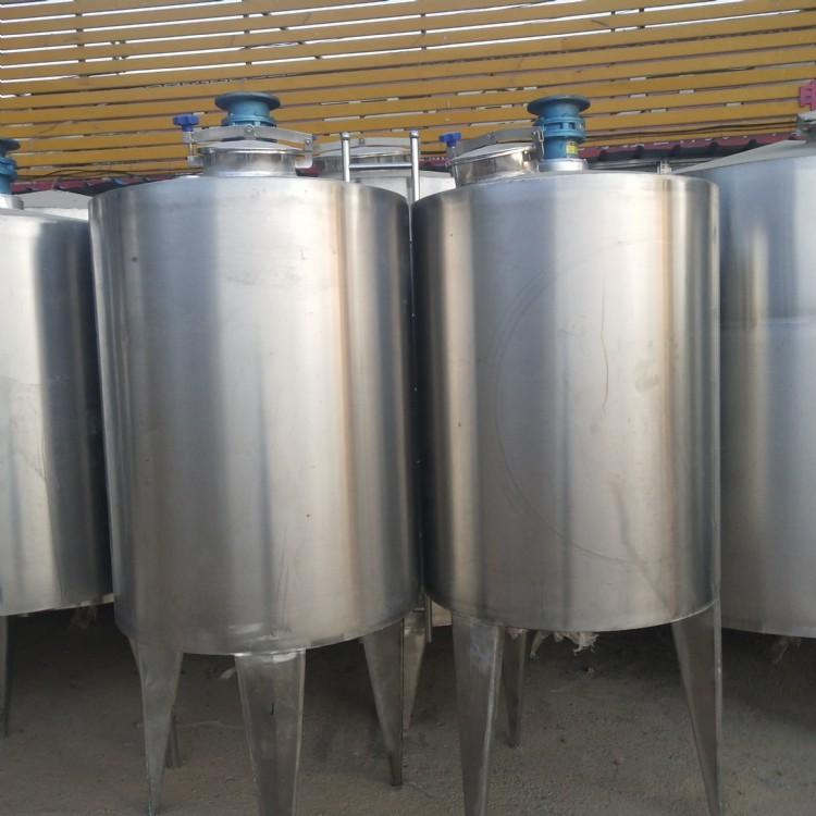 3吨不锈钢搅拌罐价格