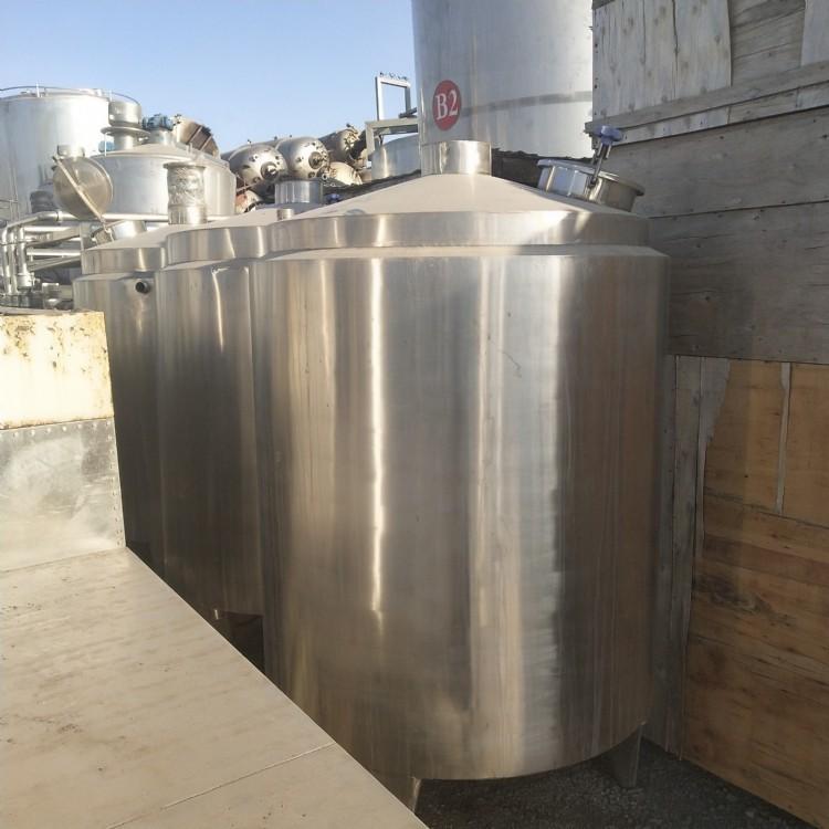 山东电加热5吨液体搅拌罐