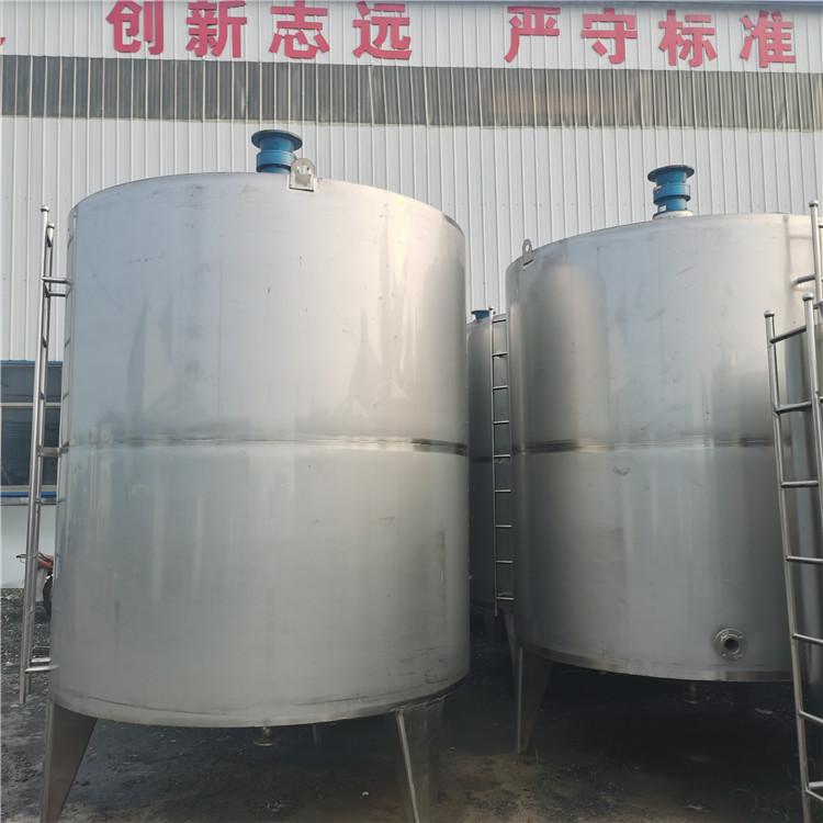 辣椒不锈钢10吨搅拌罐