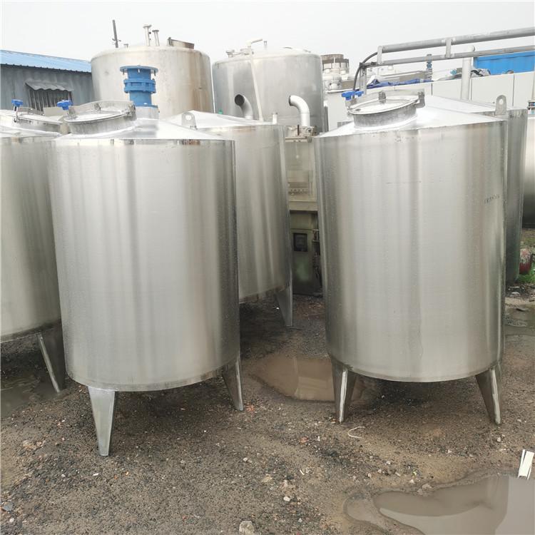 大量出售15吨电加热搅拌罐