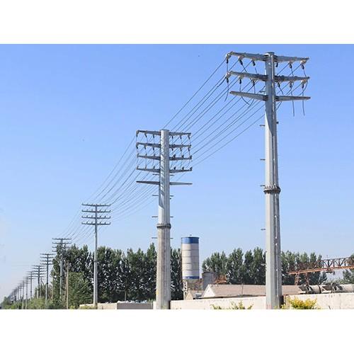 广西南宁电力钢杆「森瑞达钢杆」电力钢管杆求购