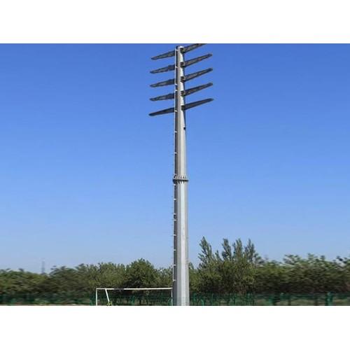 广西南宁输变电钢管杆「森瑞达钢杆」电力钢管杆厂家