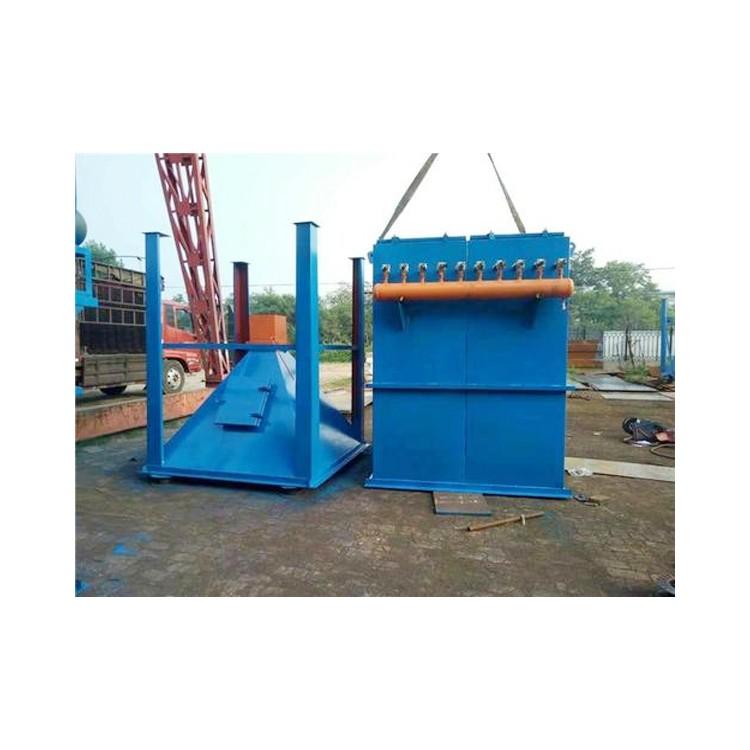 湖南长沙48袋单机袋式除尘器加工生产|九州环保|制作经验丰富