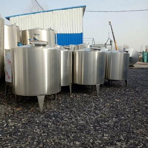 多款1.5吨不锈钢搅拌罐