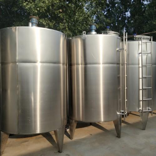 纺织浆料4吨不锈钢搅拌罐