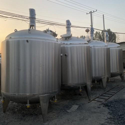 山东电加热2吨液体搅拌罐