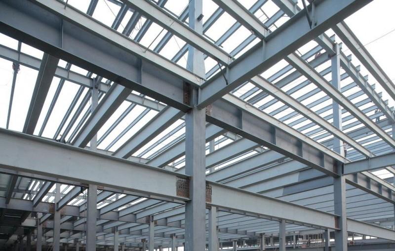 怀柔钢结构制作企业-福鑫腾达彩钢钢构厂家定制钢结构实例