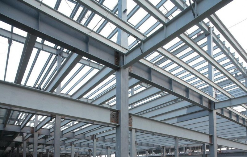 通州钢结构设计厂家-北京福鑫腾达彩钢钢构厂家定制钢结构框架