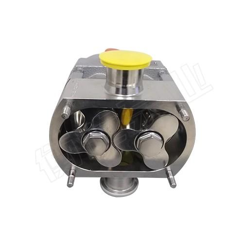 甘肃兰州凸轮转子泵「衡屹泵业」不锈钢凸轮转子泵哪里买