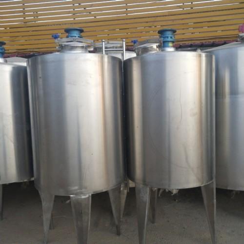 常年出售3吨二手搅拌罐