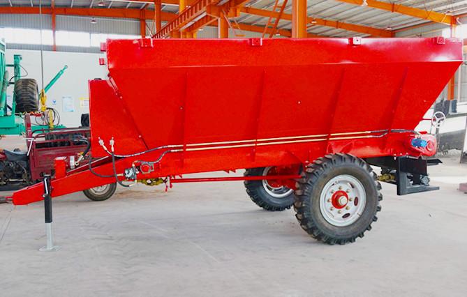 吉林松原农家粪撒粪车-大型扬粪机-沙土扬肥机价格
