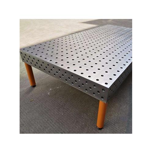 宁夏银川三维柔性焊接平台「康恒工量具」铸铁焊接平板求购