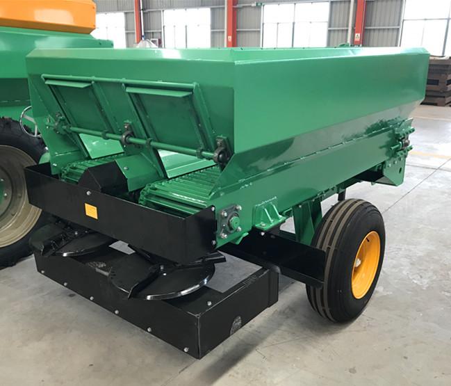 大型颗粒肥撒肥机 天盛机械3立方圆盘撒肥车