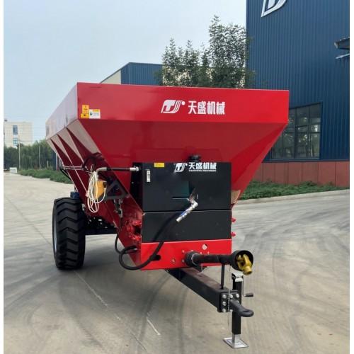 有机肥抛撒机 农用专业撒肥机
