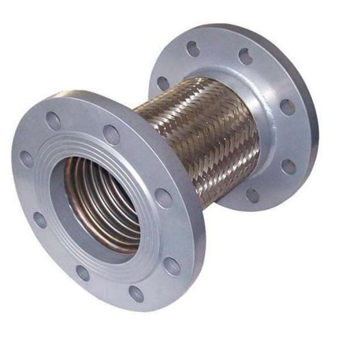 厂家直销 高压输油输气不锈钢软管 螺母丝扣连接金属软管