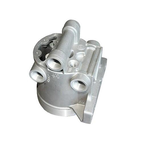 广东锌压铸件/泊头创美/接受定制压铸铝件