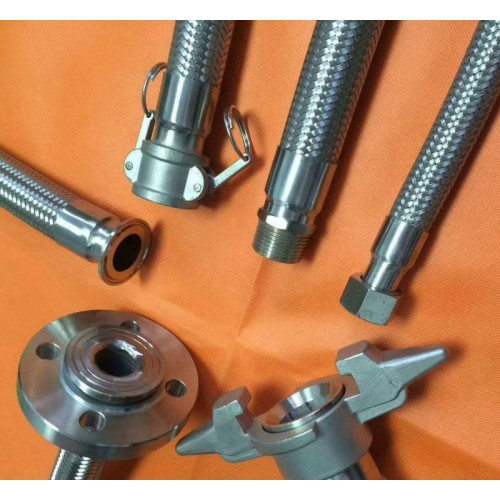 304不锈钢金属软管厂家 不锈钢油管 消防金属波纹软管