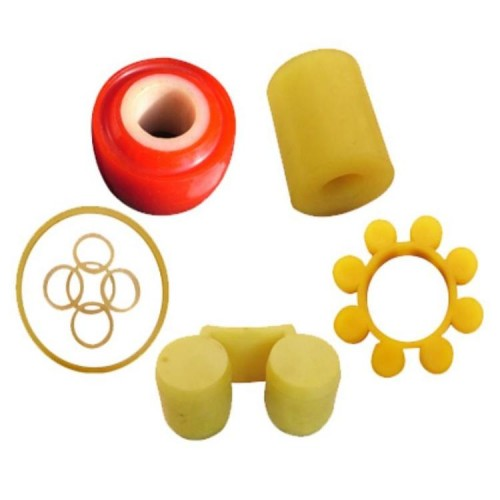 益茂橡塑 聚氨酯加工制品 聚氨酯橡胶异型件 包胶加工厂家