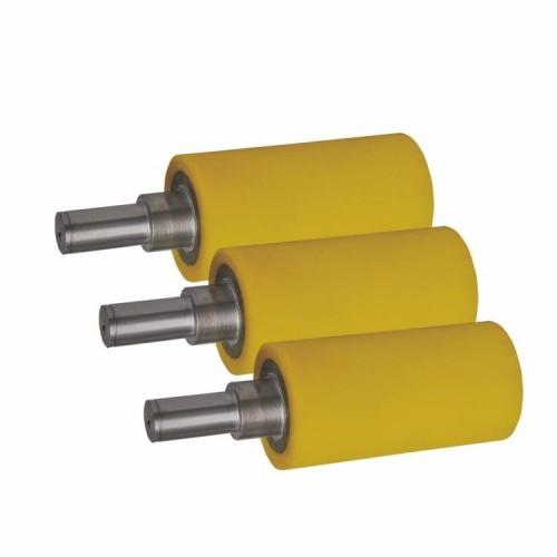 现货供应 橡胶聚氨酯托辊 异形橡胶聚氨酯件 聚氨酯橡胶密封垫