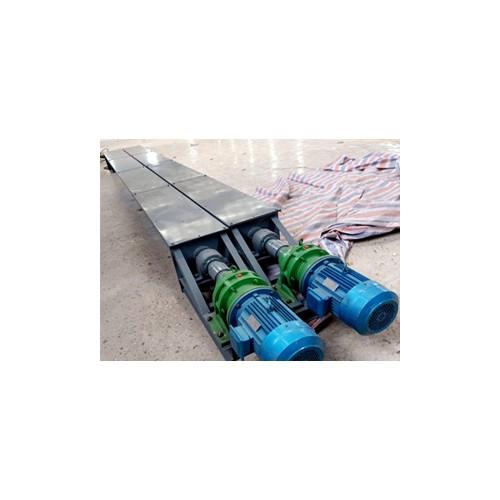 陕西西安无轴螺旋输送机结构设计|正域|图纸参数叶片厚