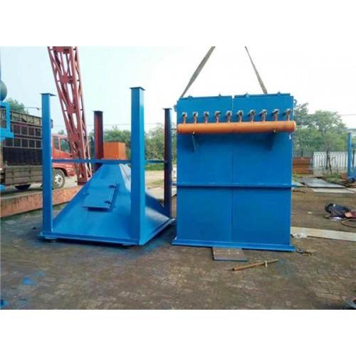 河南开封24袋单机布袋除尘器生产厂家 正威 工厂定制加工