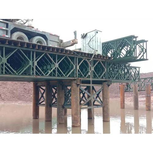 重庆钢便桥「沧顺路桥」贝雷桥厂家价格