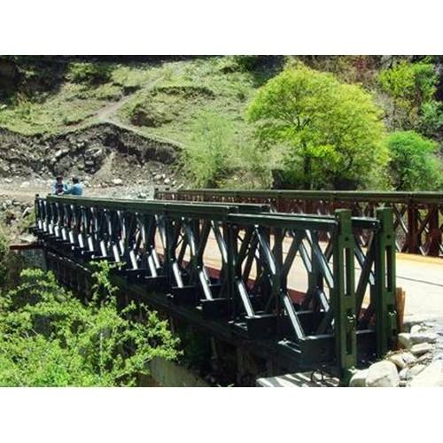 河南郑州贝雷桥「沧顺路桥」钢便桥报价