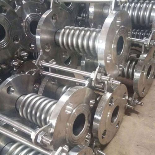 钢厂不锈钢金属软管 DN25金属波纹软管1寸金属软连接