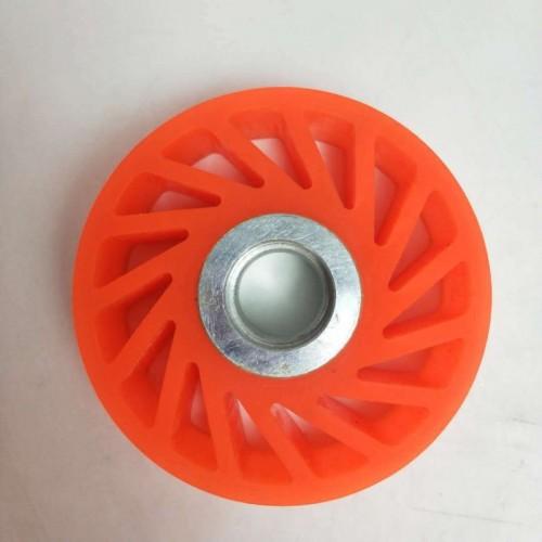 益茂橡塑来图定制 聚氨酯减震缓冲垫 聚氨酯耐磨限位条