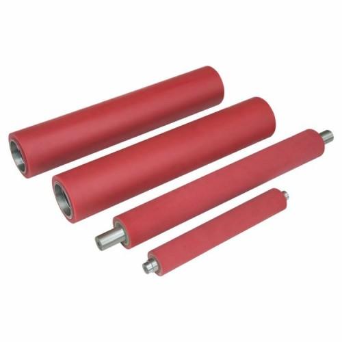 供应 聚氨酯PU异型件 印刷机械橡胶辊 防静电橡胶聚氨酯制品