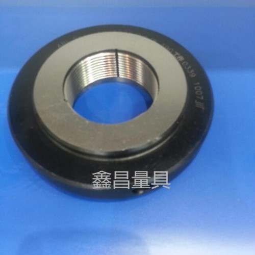 专用石油螺纹量规生产工艺